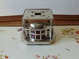 Art Decó theelichtje kachel model