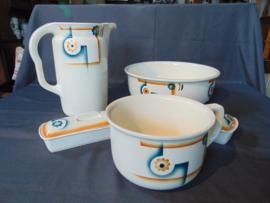 "Societe Ceramique Maastricht lampetstel ""Groningen"""