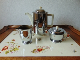 Art Decó Best British Masters Kaffeeservice