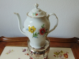 Antique porcelain teapot Victoria