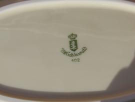 Schönwald porcelain breakfast set