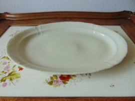 Antique serving dish Mosa Maastricht