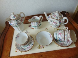 Antique English coffee/tea service