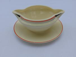 Ceramique Maastricht Art Decó sauskom