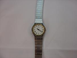 A bi-color Raymond Weil Geneve watch