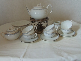 Antique Paul Müller Selb tea set