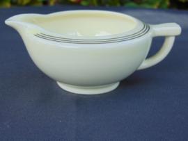 """Petrus Regout milk jug """"Tilly"""""""