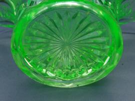 Annagroen glazen vaas