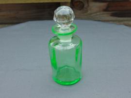 Uranium glass bell jar