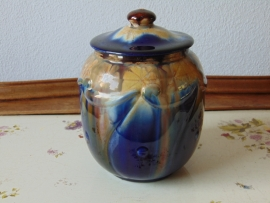 Antique tabacco jar