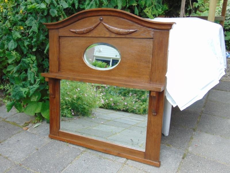 Beautifu vintage hall mirror