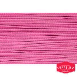 Koord - roze - 3 mm