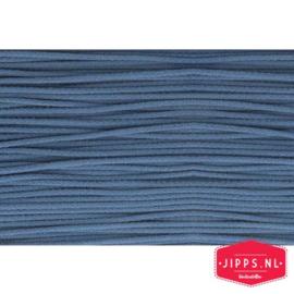 Koord - oud blauw - 3 mm