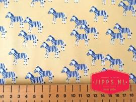 Zebra's in Aspen - Dear Stella