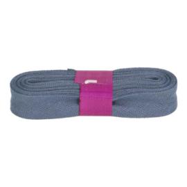Dox biaisband 12mm - grijsblauw (063) - 3 mtr.