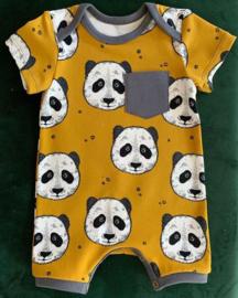 Panda oker - Bloome CPH - Bio Jersey