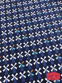 Molentjes - Cotton + Steel Fabrics - 100% katoen