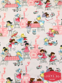 What's Cooking - Michael Miller Fabrics - 100% katoen