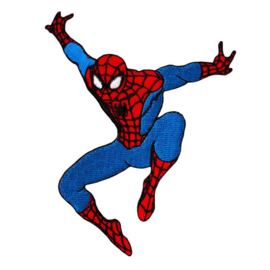 Spiderman - Marvel - strijkapplicatie