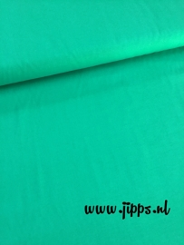 Uni katoen - jadegroen  - Michael Miller Fabrics