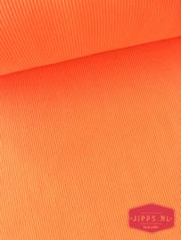 Neon oranje - boordstof