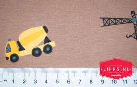 Construction - QjutieKids - tricot
