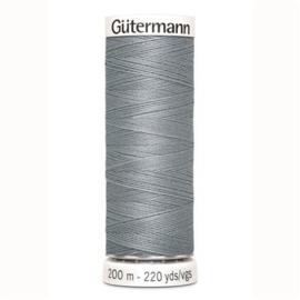 Gutermann naaigaren 040 - grijs