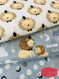 Dots & Stars - 3 Wishes Fabric - 100% katoen