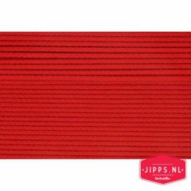 Koord - rood - 3 mm