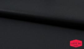 Biologisch katoen zwart - 100% katoen