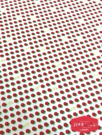 Mini Strawberry - Robert Kaufman - 100% katoen