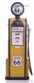 Strijkapplicatie Route 66 Gasoline (13052)