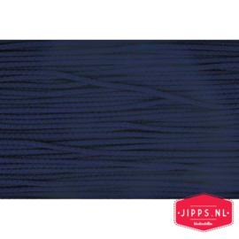 Koord - donkerblauw - 3 mm
