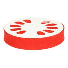Dox biaisband 20mm - rood (743)