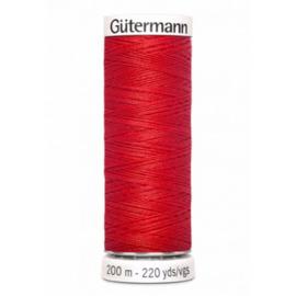 Gutermann naaigaren 364 - rood