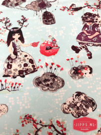 Wonderlandia Fondant - Art Gallery Fabrics