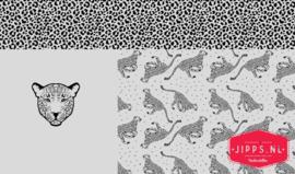 Stoffen met dierenprint