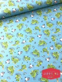 Dragons - Camelot Fabrics - 100% katoen