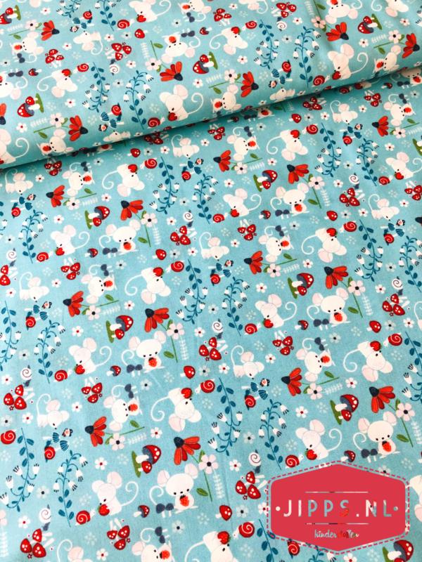 Enchanted Forest - Camelot Fabrics - 100% katoen