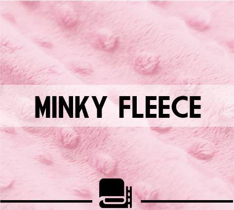 Minke Fleece Jipps kinderstoffen