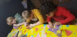 Kinderfeestje Glasetsen vanaf 8 jaar