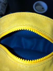 Tas rond geel