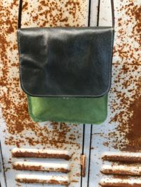 Tas donker groen