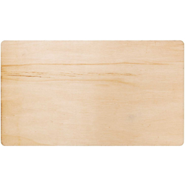 Wooden Breakfast Board