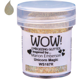 Embossing Poeder Glitter - Unicorn Magic