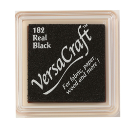 VERSACRAFT INKPAD - REAL BLACK