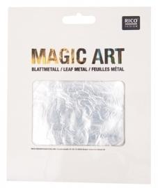 Bladmetaal Zilver