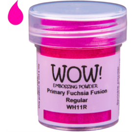 Embossing Powder - Fuchsia Fusion