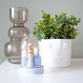 DIY-pakket Gezin in Stolp