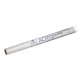 Acrylmarker - Wit